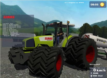 Download: CLAAS Ares 836 RZ [Hotfile.com]