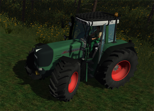 Fendt 930 TMS Forest (AP)